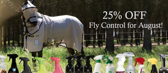 25% off Fly Control