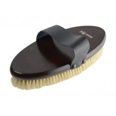 HyShine Deluxe Goat Hair Wooden Body Brush