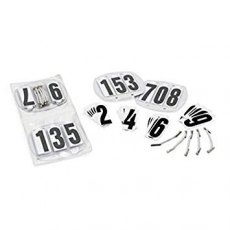 Shires Bridle Number Kit