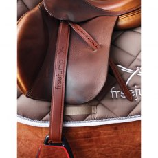 Freejump Stirrup Leathers Classic