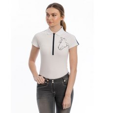 Horseware Ladies Sporty Flamboro Polo
