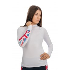 Horseware UK Flag Technical Sun Top