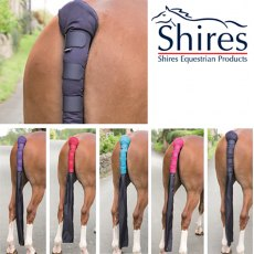 Shires Padded Tail Guard With Bag