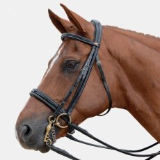 Albion KB Weymouth Headstall - Super