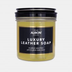 Albion Luxury Leather Soap