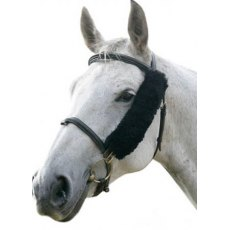 LeMieux Noseband Cover or French Blinkers