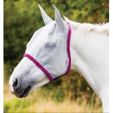Amigo Finemesh Fly Mask