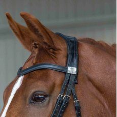 Fairfax Headpiece - Snaffle Bridle