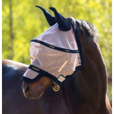 Rambo Flymask Plus (Non-Treated)