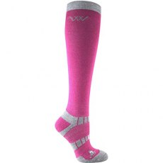 Woof Wear Winter Riding Sock (2 Pairs)