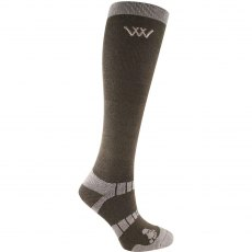 Woof Wear Bamboo Long Riding Sock