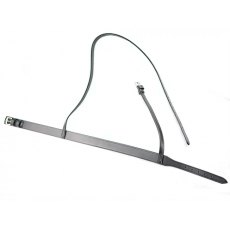 Dever Plain (flat) Noseband - Hunt Weight