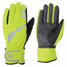 Hy Reflective Waterproof Gloves