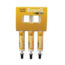 NAF EnerG Shot 3 Pack