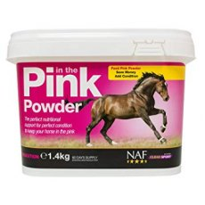 NAF Pink Powder