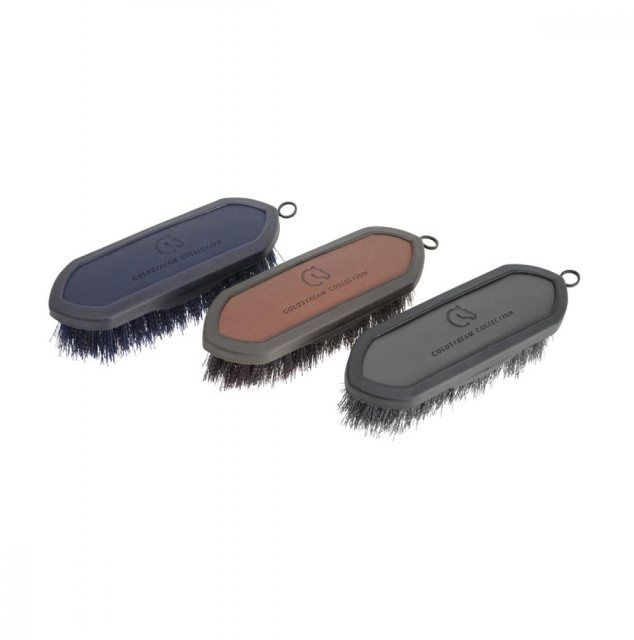 Battles Coldstream Faux Leather Dandy Brush