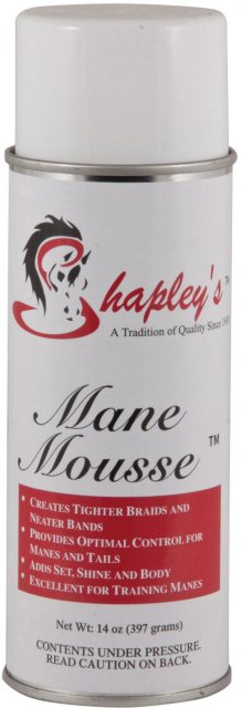 Shapleys Shapleys Mane Mousse