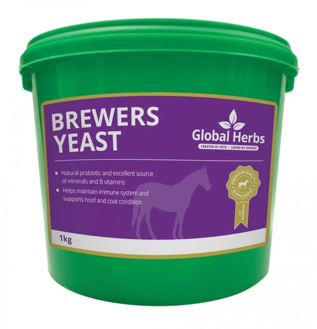 Global Herbs Global Herbs Brewers Yeast
