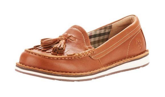 Ariat Tassels Cruiser Boat Shoes