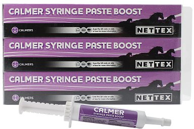 Net-Tex Calmer Syringe Paste Boost