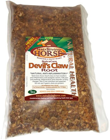 Natraliving Horse Devils Claw Root