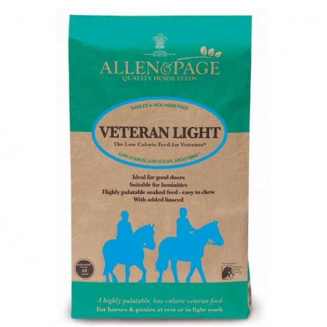 Allen & Page Allen & Page Veteren Light