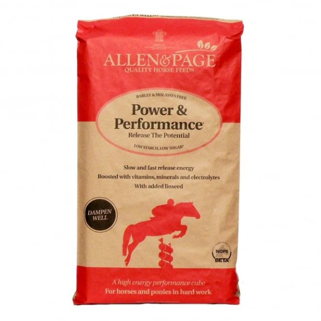 Allen & Page Allen & Page Power & Performance