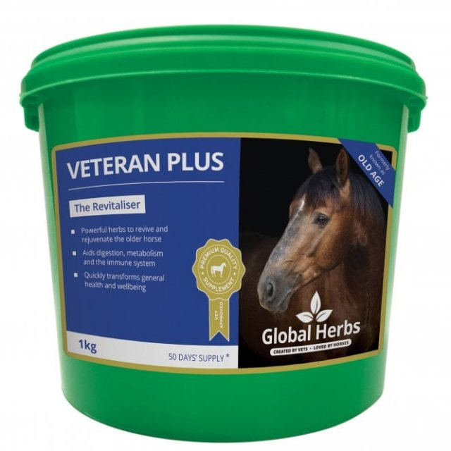 Global Herbs Global Herbs Veteran Plus