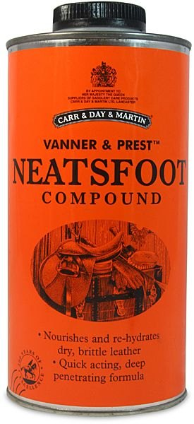 CDM Vanner & Prest Neatfoot Oil
