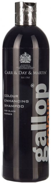 Carr & Day & Martin Carr & Day & Martin Gallop Colour Enhancing Shampoo - Black