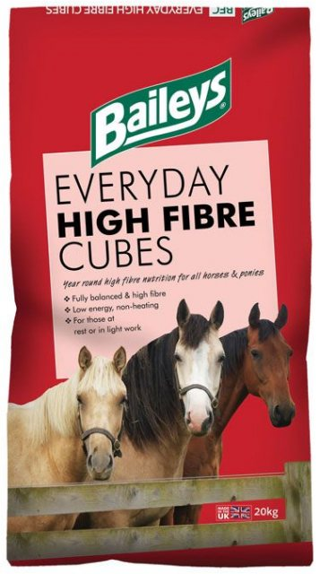 Baileys Baileys Everyday High Fibre Cubes