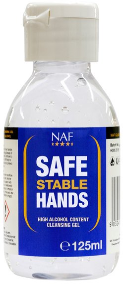 NAF NAF Safe Stable Hands