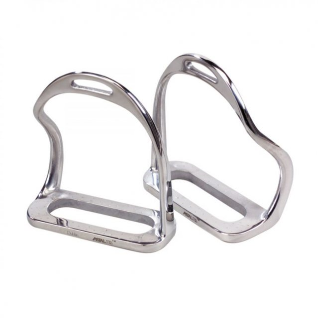 Korsteel Korsteel Stainless Steel Safety Stirrup Irons