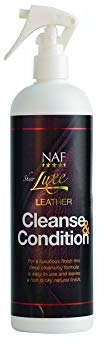 NAF NAF Sheer Luxe Leather Cleanse & Condition