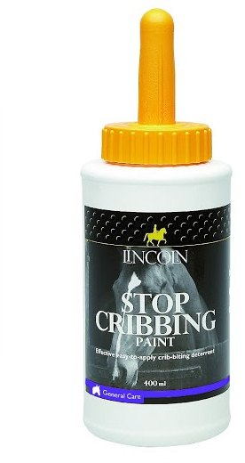 Lincoln Lincoln Stop Cribbing Paint