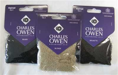 Charles Owen Hair Nets