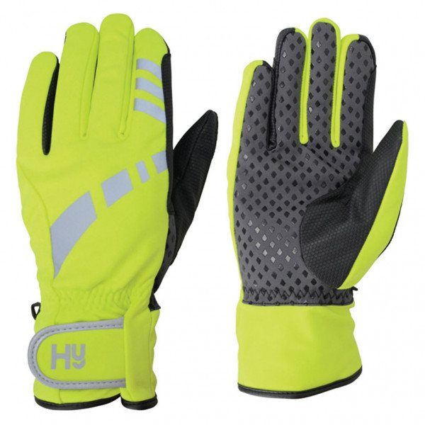 Hy Hy Reflective Waterproof Gloves