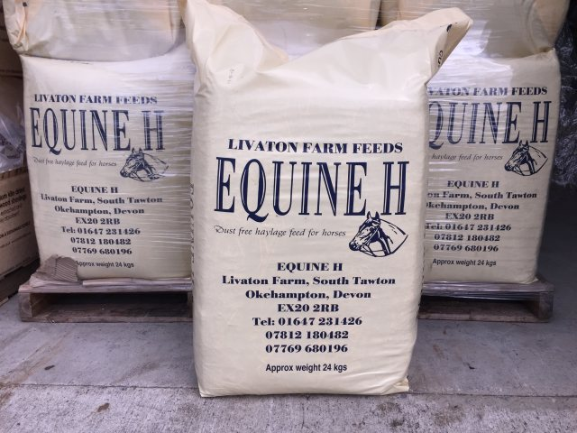 Equine H Haylage Equine H