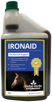 Global Herbs Global Herbs IronAid Liquid