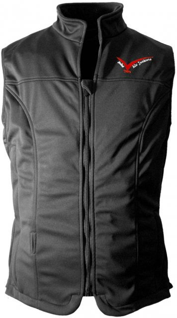 Point Two Point Two Soft Shell Gilet Air Jacket